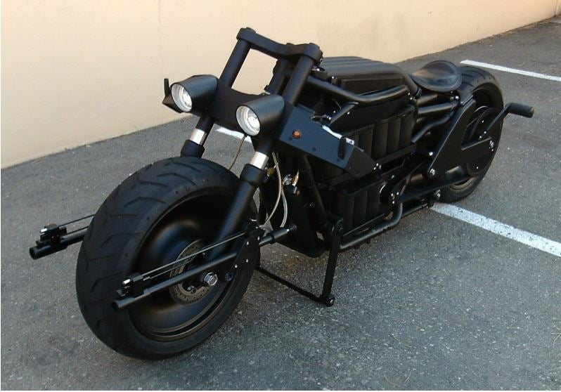 You Can Actually Buy This Electric Flame-Throwing Batpod (Updated)