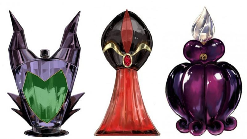 These Disney Villain Perfume Bottles Will Please Your Inner Vixen