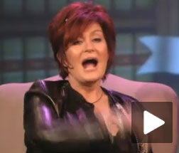 Sharon Osbourne Teaches 'Charm School' Girls How to Instigate a Drink-Throwing, Hair-Pulling Catfight