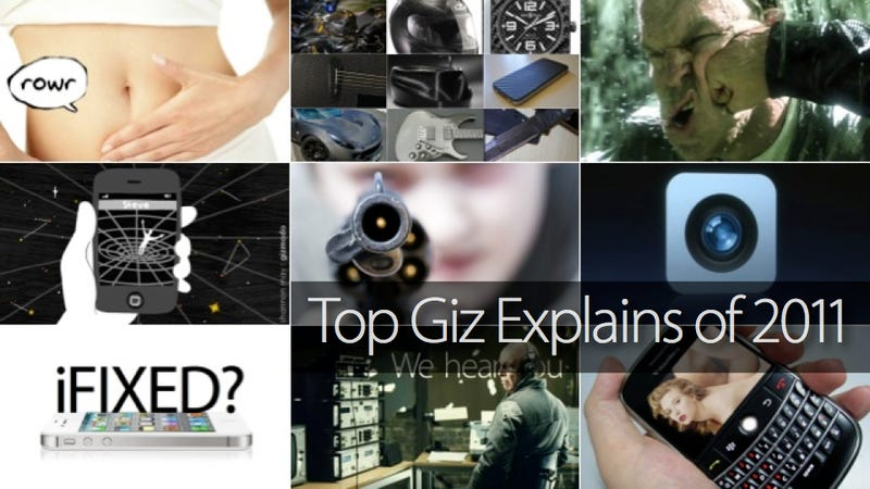 The Best Giz Explanations of the Year