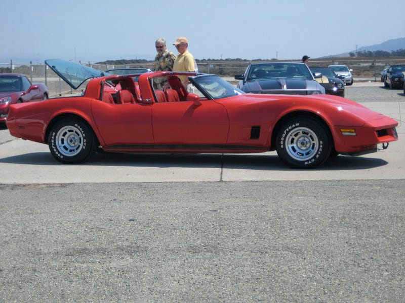 For $300,000, It's the Four-vette