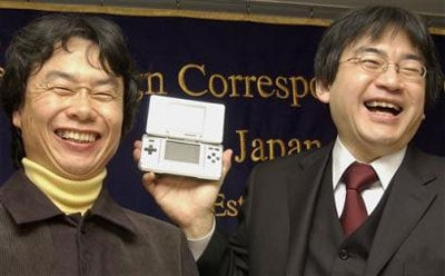 The Nintendo DS Has Seven 10 Million Sellers