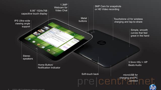 The Zombie Autopsy of HP's 7-Inch TouchPad Go