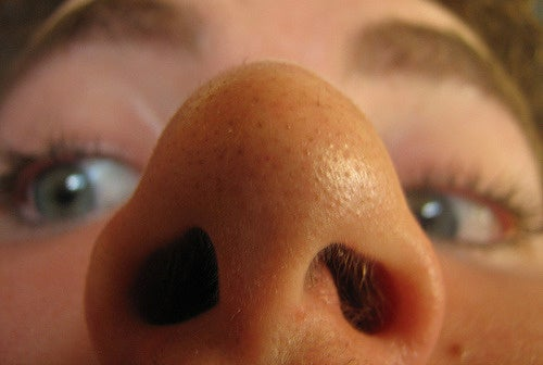 London's Royal Society Determines We May Have Aliens Living In Our Noses