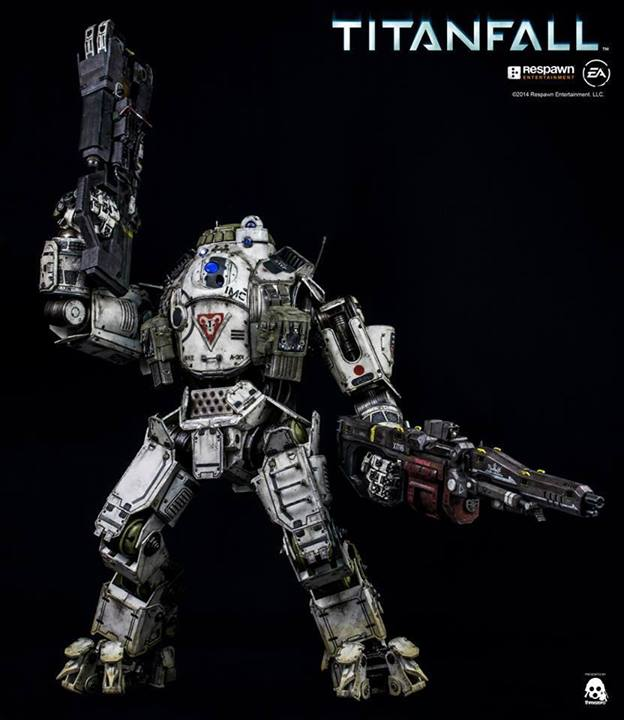 Here Is The Full Reveal Of The New Titanfall Titan Figure