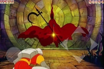Dragon's Lair Heading for the iPhone