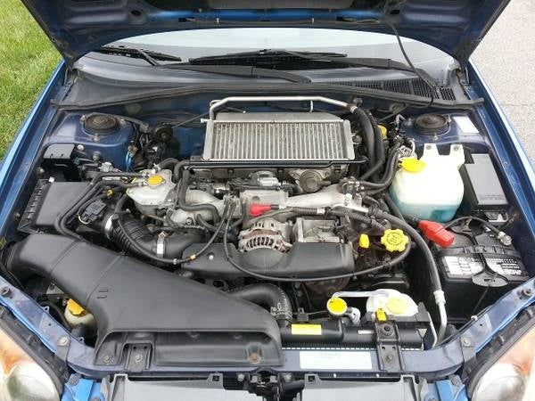 As promised, SR20 of the new purchase...