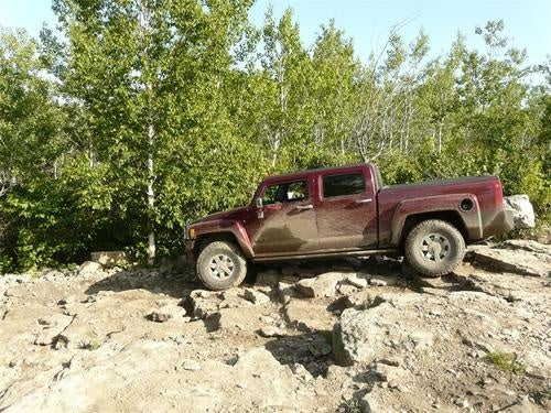 Gallery: Drummond Island Hummer Expedition