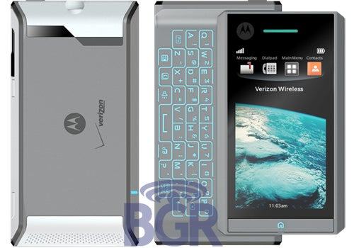 Motorola 2009 Smartphones Leaked, Looking Sharp