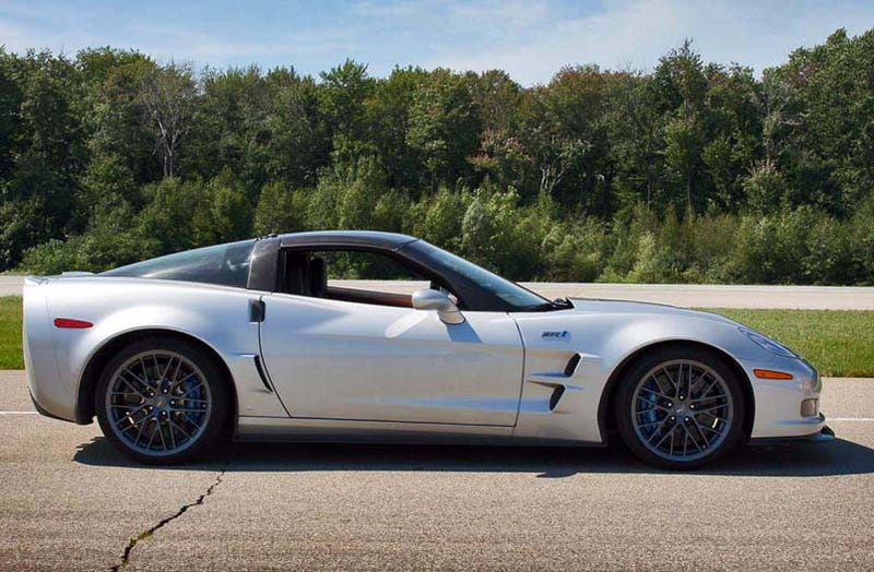 2010 Corvette ZR1: How To Use Launch Control