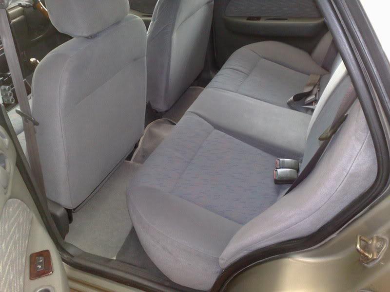 2000 Timor SW516i (Kia Sephia Wagon): The Oppositelock Review