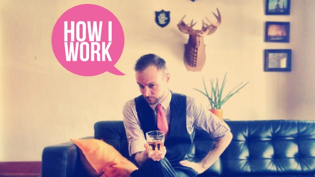 How We Work, 2015: Thorin Klosowski's Gear and Productivity Tips