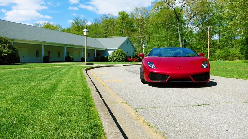 2013 Lamborghini Gallardo LP550-2 Spyder: The Jalopnik Review