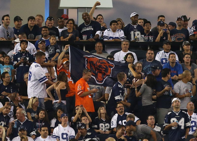 The Dallas Cowboys Sent Out A Mailer To Season-Ticket Holders Instructing Them On How To Cheer