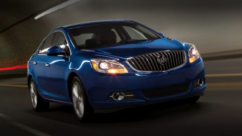 The Buick Verano Turbo Just Slapped Your Grandma In The Face