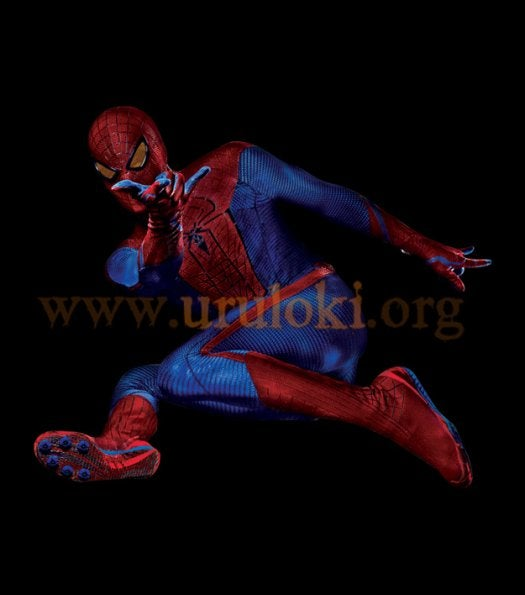 The Amazing Spider-Man promo photos