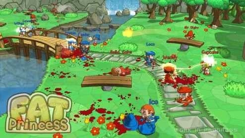 Fat Princess Devs Working on Unreal Engine 3-Based MMO