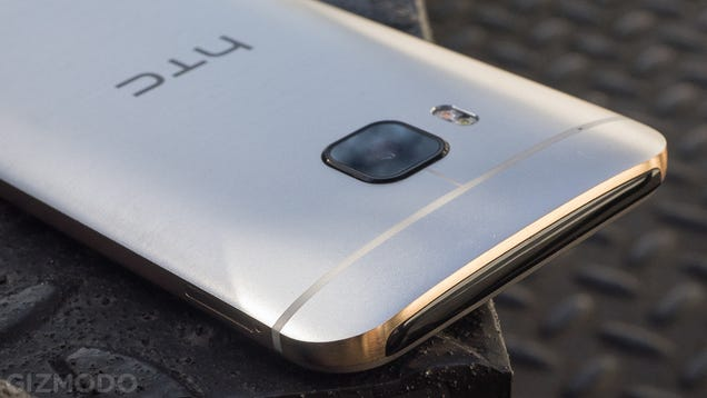 HTC One M9 Review: A Great Phone That Can't Keep Up ...