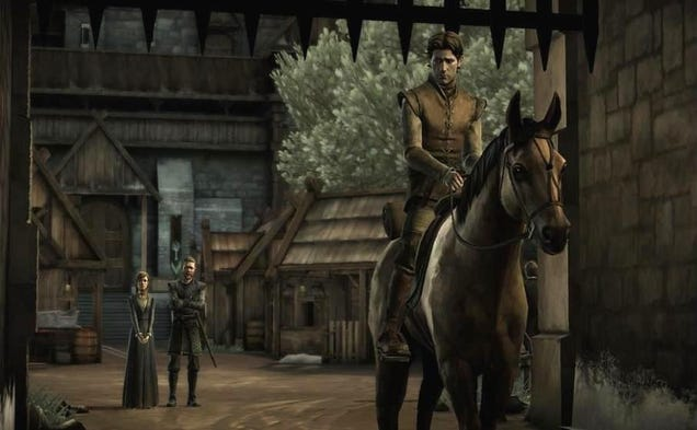 Images Of The New Game Of Thrones Game (Probably) Leak