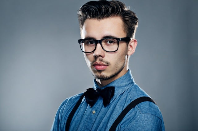 How to Dress Your Man Like the Nerd of Your Dreams