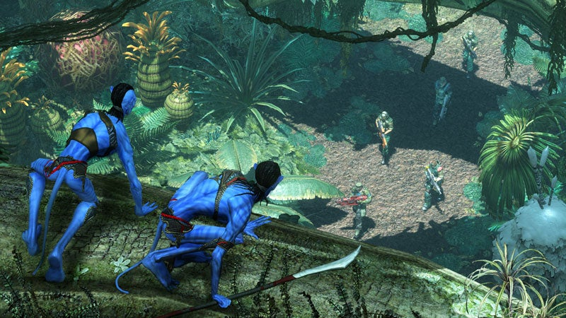 James Cameron's Avatar: The Game Impressions Of Mass Slaughter
