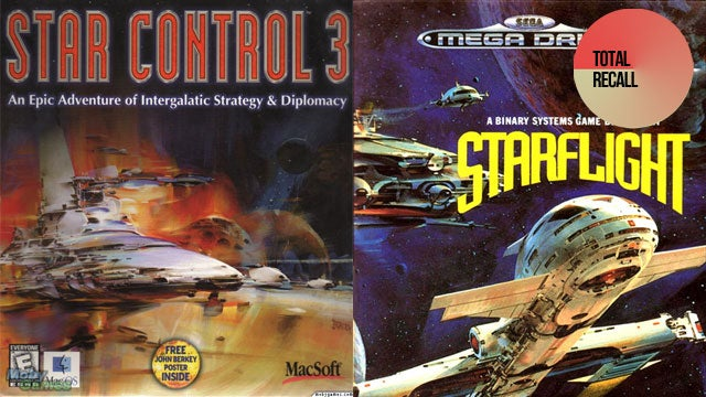 There's Nothing Like Vintage Sci-Fi Art to Liven up a Game Cover