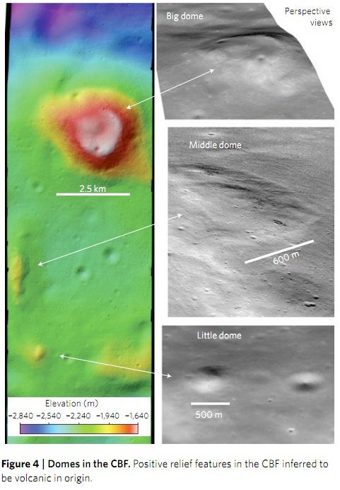 Bizarre volcanoes on the far side of the Moon erupted with gooey, viscous lava