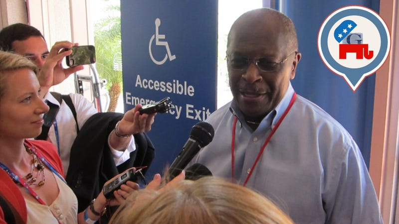 BREAKING: Herman Cain Blows the MSM's Romney Myths Clear Out of the Water