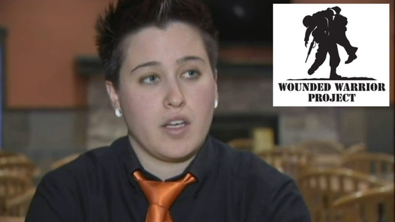 NJ Waitress Returning Wounded Warrior Donations, Is Now an Ex-Waitress
