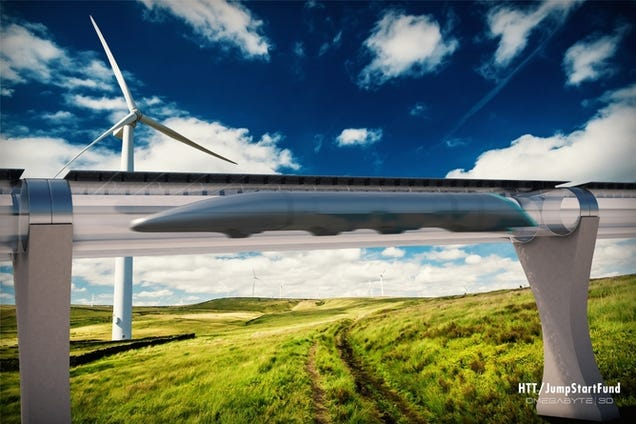 The Future of Rail Travel—and Why It Doesn't Look Like Hyperloop