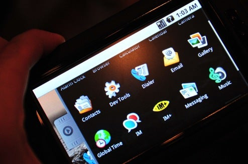 Hands On Giinii Movit Mini: The Android Tablet