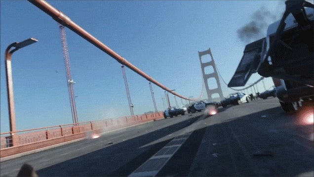 Watch The New Call of Duty Blow Up A Bridge