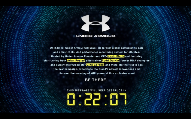 Under Armour Finally Releasing Its Performance Monitor Later This Month