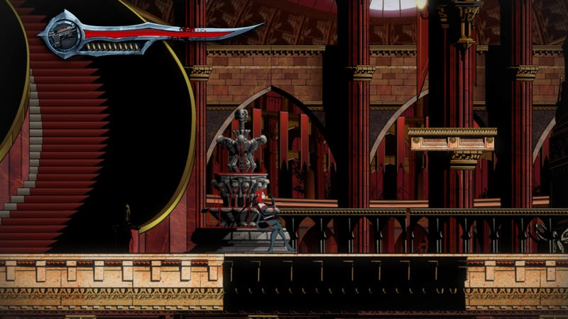 Now Make a Castlevania That Copies BloodRayne