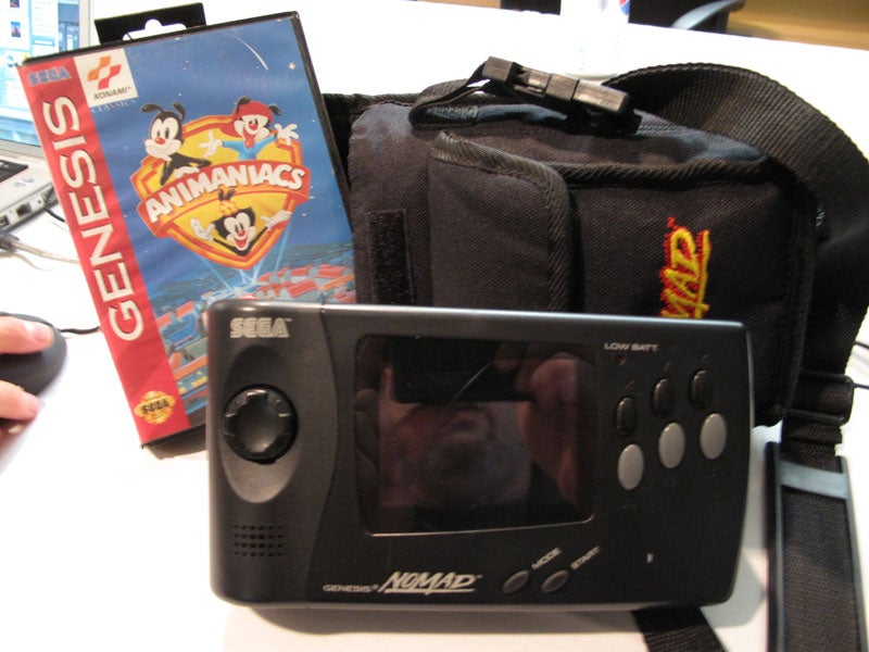 The Triumphant Return Of My Sega Nomad