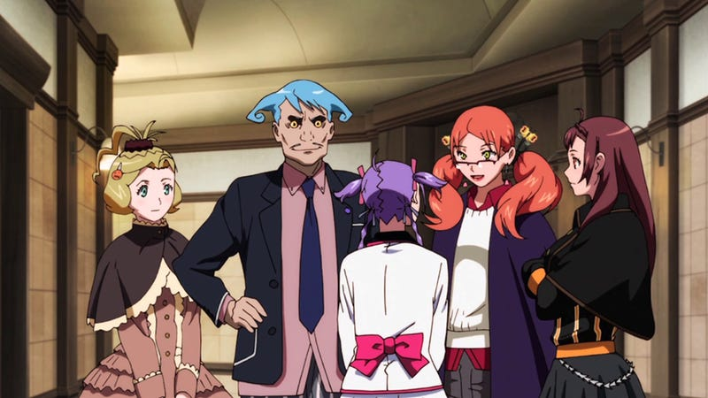 Wizard Barristers Doesn't Know What Kind of Anime It Wants to Be