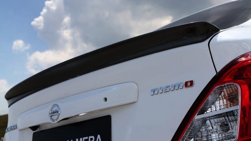 The Nissan Versa Nismo Is A Lukewarm Malaysian Performance Sedan