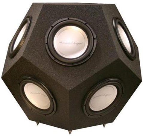 Dodecasub Is 6,000 Watts of Music to D&D Freaks