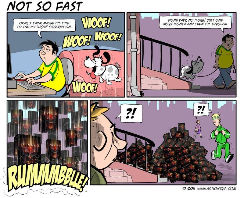 Sunday Comics: Liar, Liar, Abs on Fire