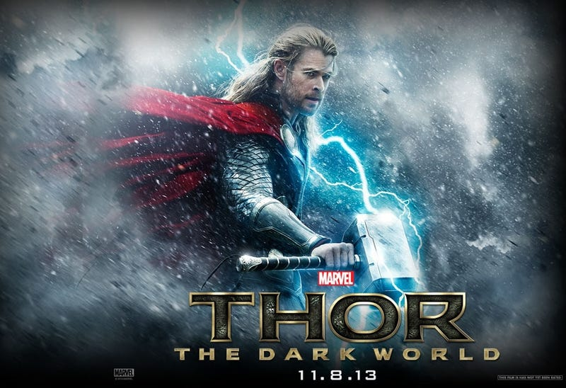 Okay, so is there a lot of science fiction in Thor 2?