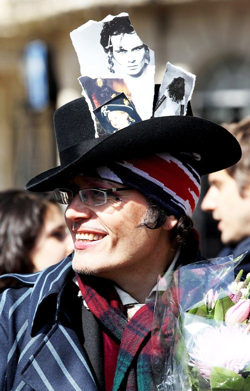 Adam Ant Sent to Loony Bin After Obscene Rant
