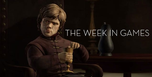 The Week In Games: Thanksgiving Leftovers