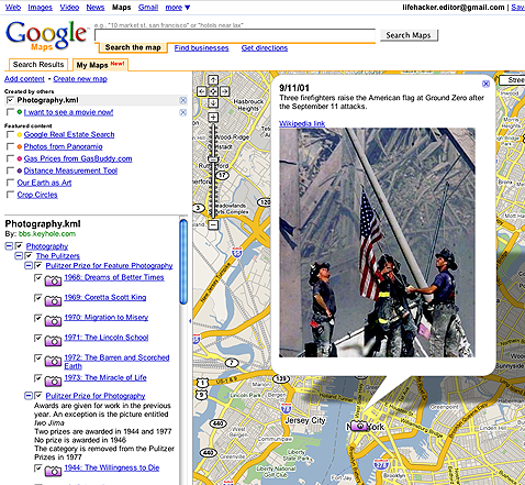 Google launches Mapplets