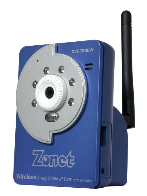 Zonet Wireless Night Vision Security Cam is Affordable Fun
