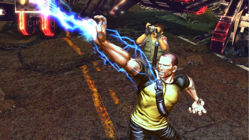 Street Fighter X Tekken Comes to the PlayStation Vita with an Infamous Addition