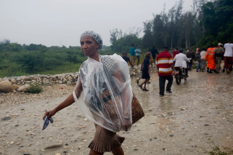 A Category 4 Hurricane Just Made Landfall In Haiti