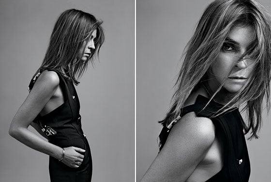 French Vogue Editor Carine Roitfeld Is Such A Terribly Deep Person