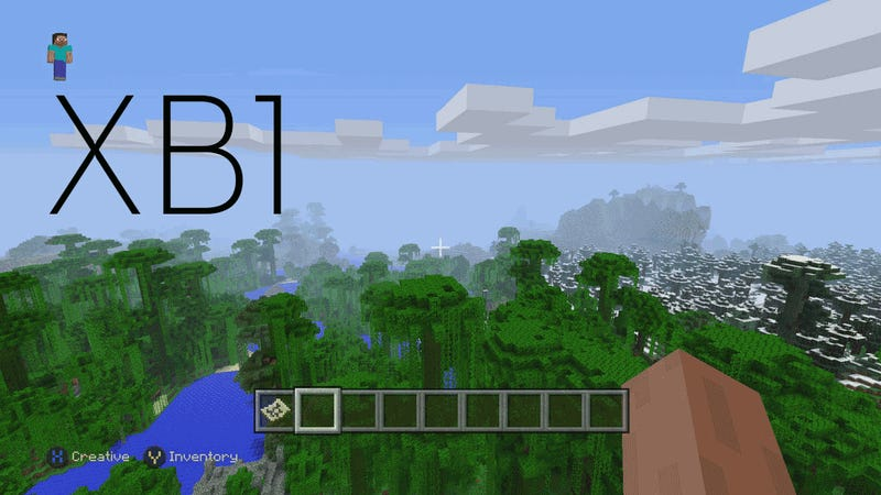 Minecraft Next-Gen vs. Minecraft Last-Gen