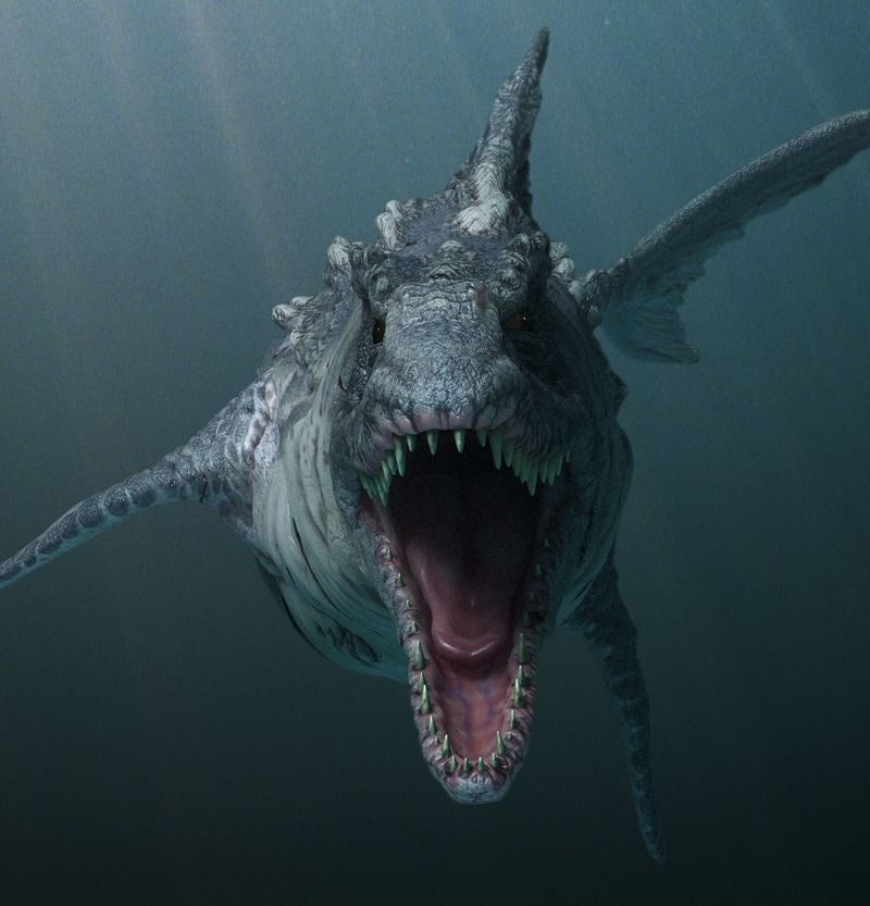 What Would Happen If Dinoshark Fought Sharktopus?