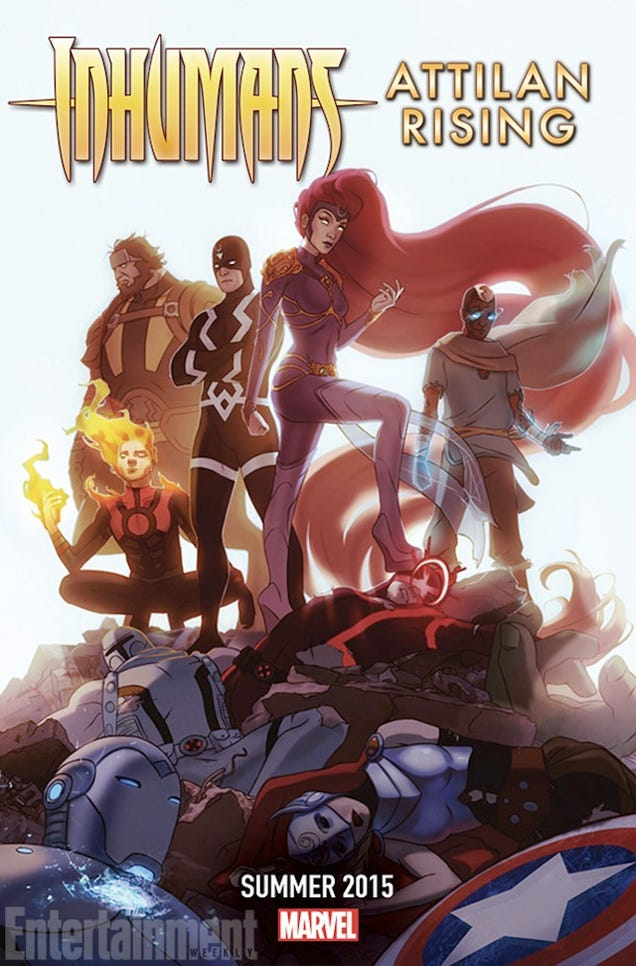 Hey, Marvel's Finally Teasing A New Comic Event For Next Summer